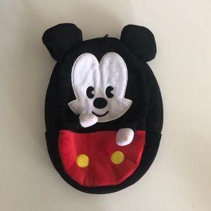 Disney Mickey Mouse Pencil Bag or Makeup Bag